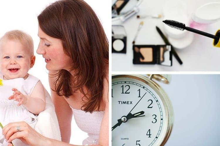 Mamans débordées : 10 astuces beauté pour gagner du temps