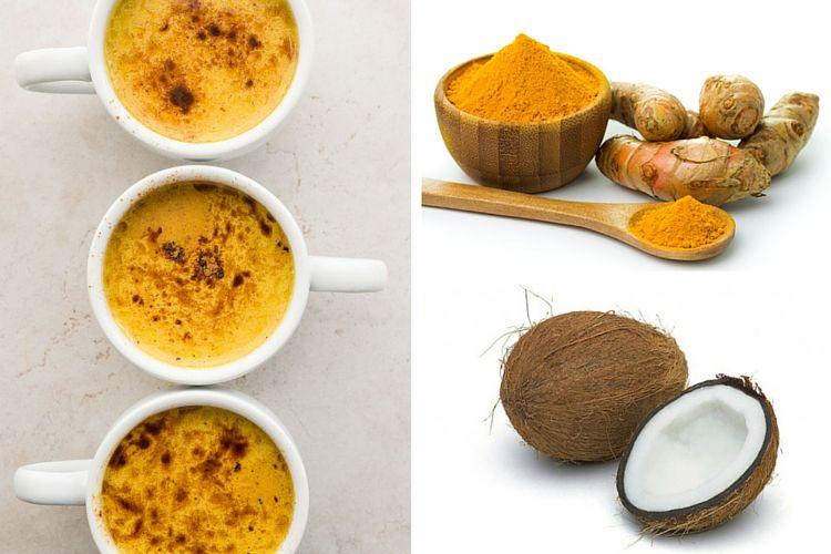Le Turmeric Latte ou lait d'or : une boisson healthy et glam