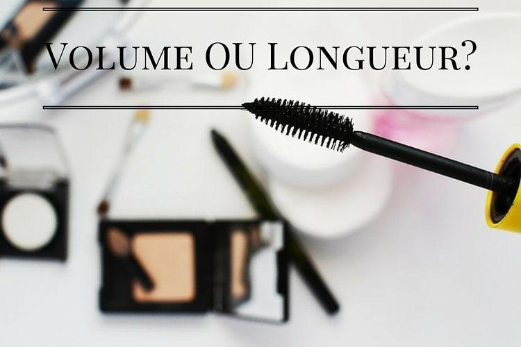 Volume ou longueur : quel mascara choisir ?