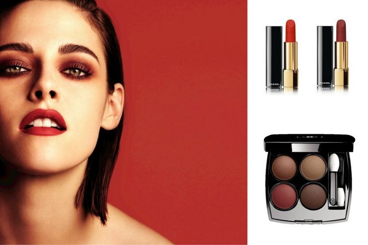 Le Rouge Collection N°1 : la collection de maquillage Chanel pour l'automne 2016