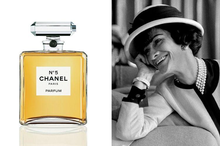 N°5 de Chanel, le parfum qui incarne le chic à la française