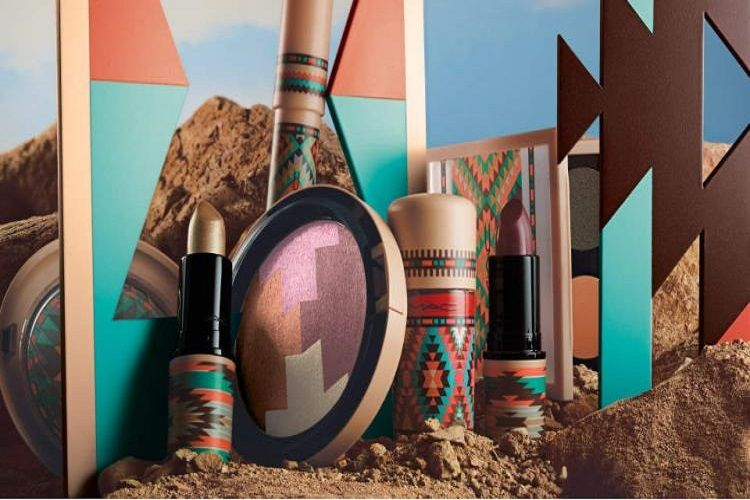 La collection de maquillage Vibe Tribe de Mac pour l'été 2016