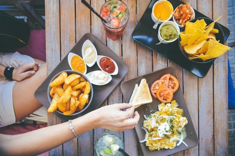 Eviter de prendre du poids pendant les vacances