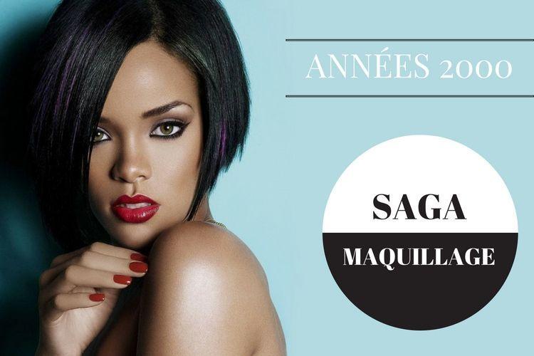 Saga maquillage les ann es 2000 - Maquillage annee 70 ...