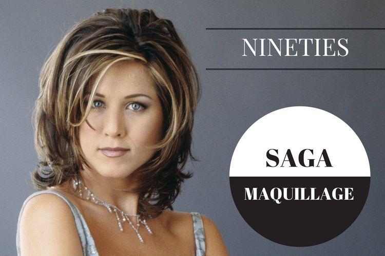 Saga maquillage les ann es 90 - Coiffure annee 90 ...