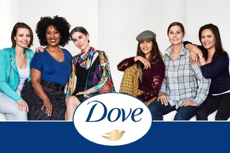 Pour ses 60 ans, Dove célèbre la Vraie Beauté des femmes