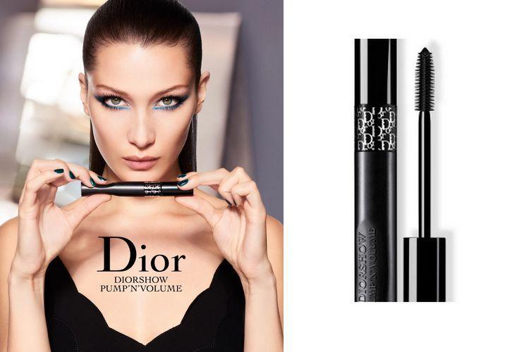 Bella Hadid devient le nouveau visage de Dior maquillage