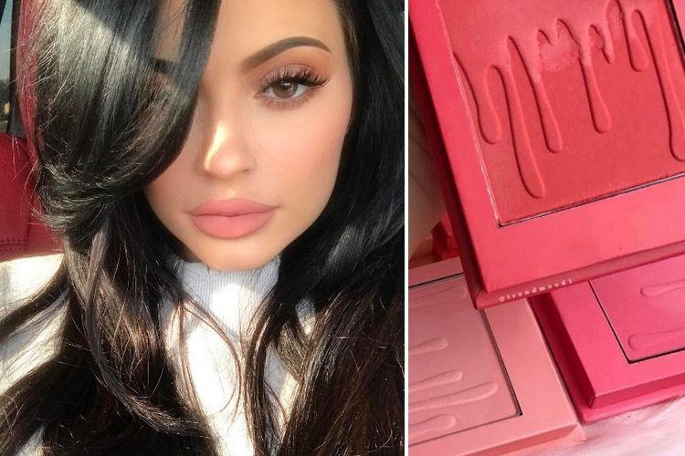 Kylie Jenner : sa collection de blushs crée la polémique