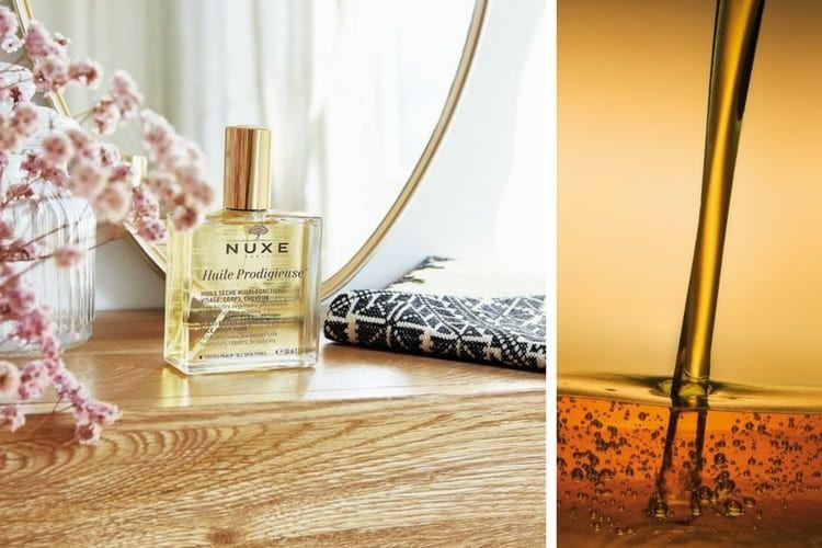 L'huile Prodigieuse de Nuxe, le succès du soin à la française