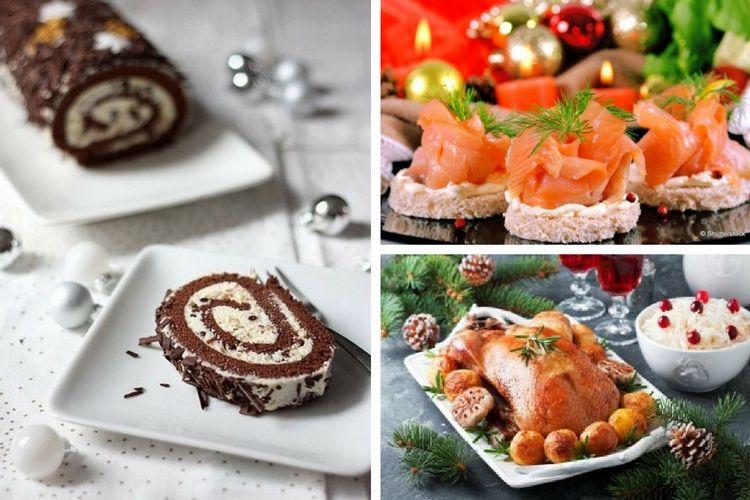 Manger léger et festif