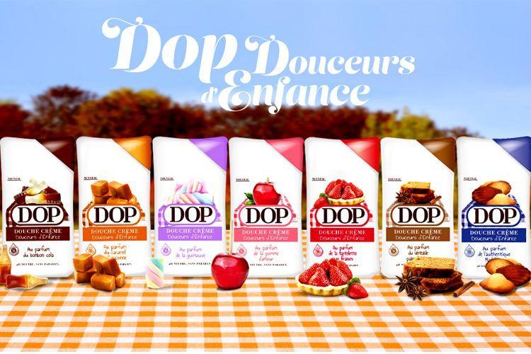 Produit star : Dop Douceurs d'Enfance