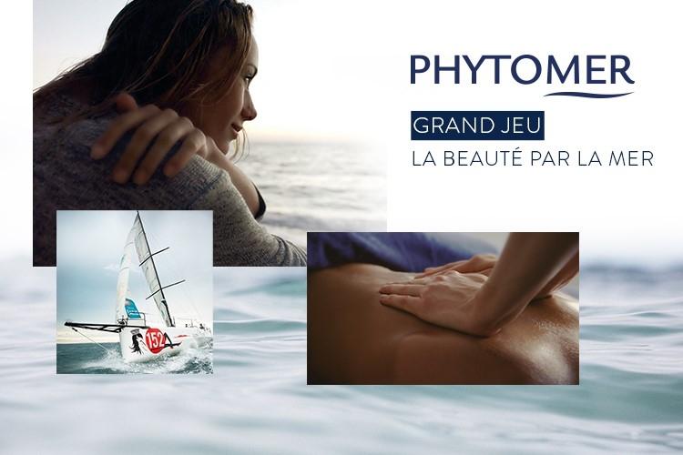 Remportez un Week-end pour deux à Saint-Malo avec Phytomer