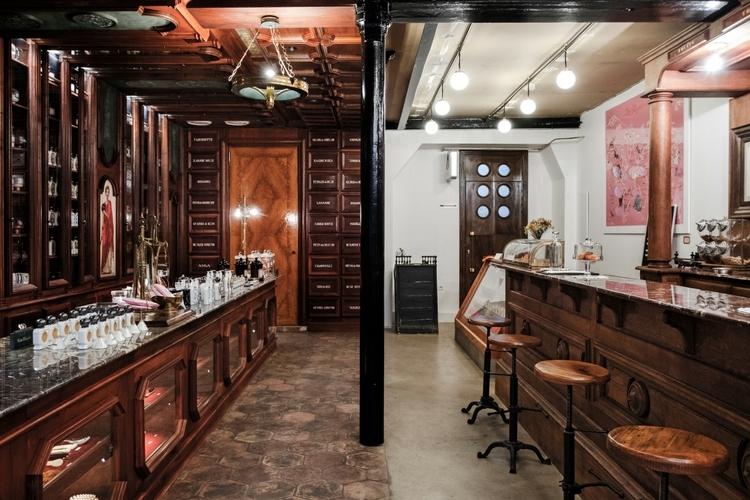 Expérience insolite au cœur de la nouvelle boutique Buly dans le Marais
