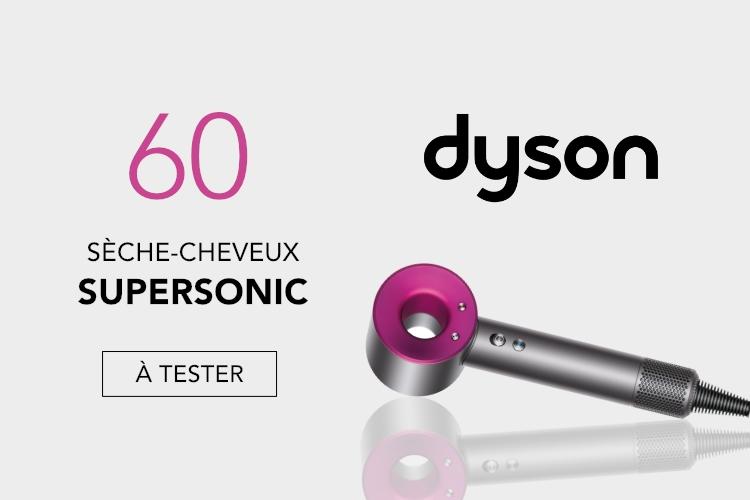 60 Sèche-Cheveux Dyson Supersonic™ à tester