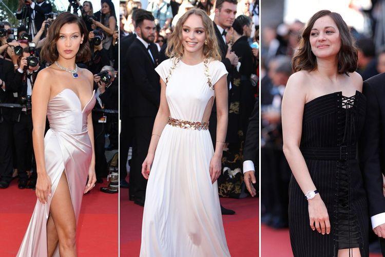 Cannes 2017 : les plus belles mises en beauté des stars