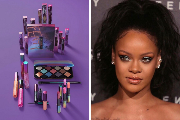 Fenty Beauty Galaxy : la collection des fêtes signée Rihanna