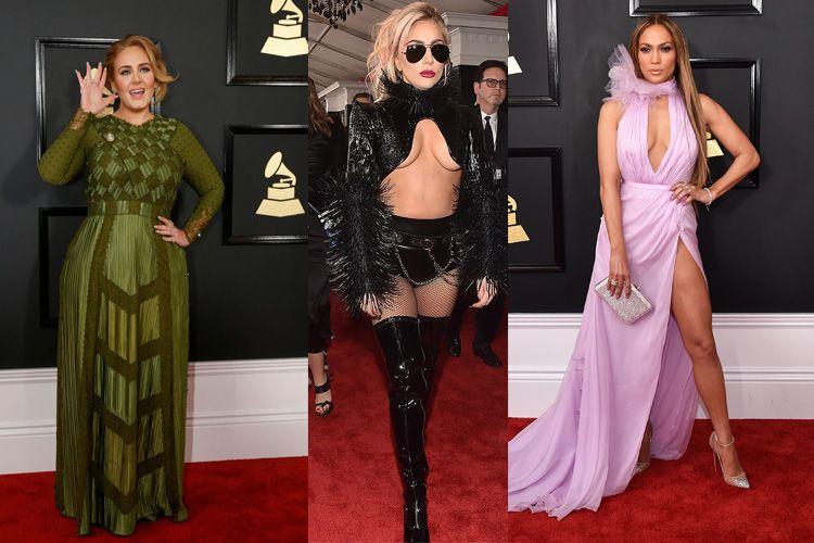 Grammy Awards 2017 : les plus belles mises en beauté des stars