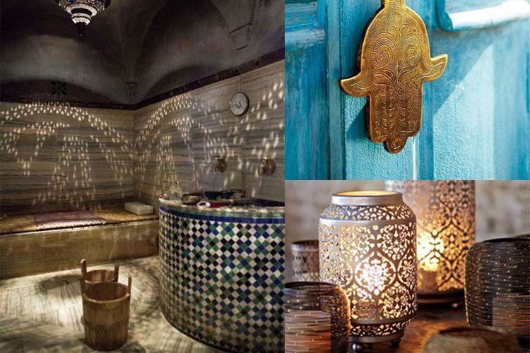 Le hammam, rituel de beauté à l'oriental
