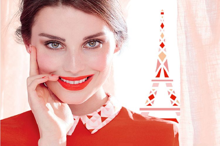 Paris Poppy Chic : la collection de maquillage de Bourjois pour le printemps