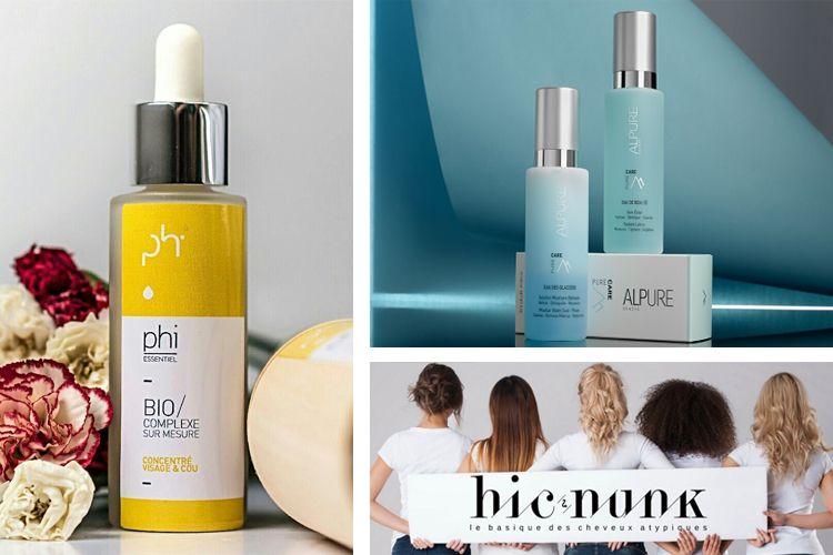 3 nouvelles marques cosmétiques à découvrir