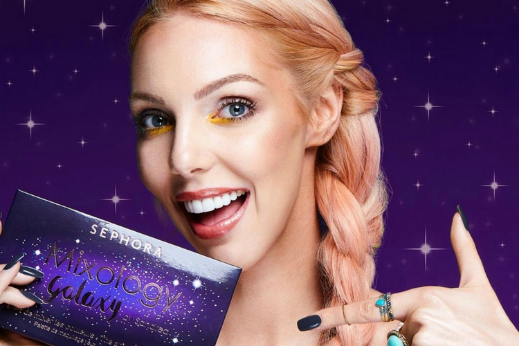 Sandrea x Sephora : la collab make-up enfin disponible !