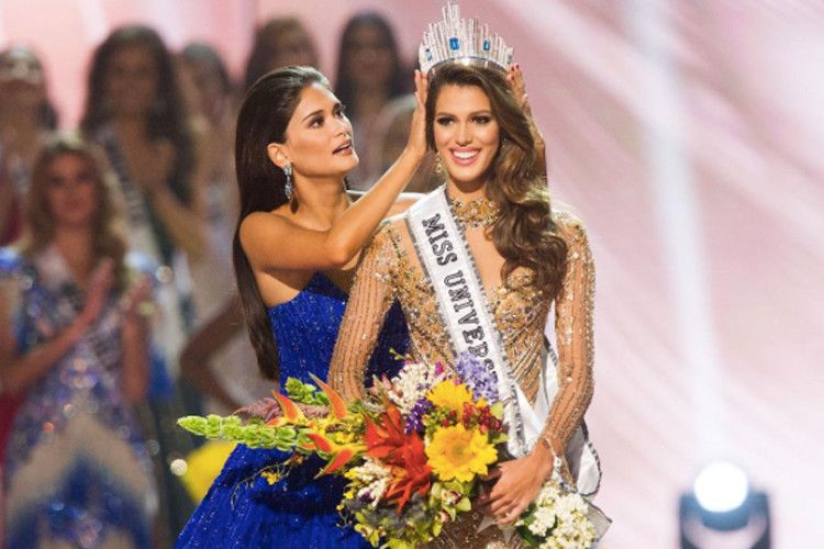 Iris Mittenaere, Miss France 2016 sacrée Miss Univers 2017