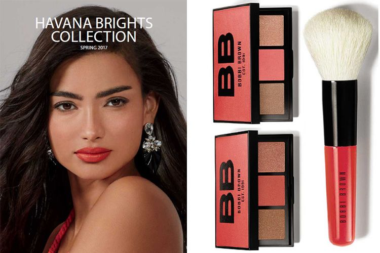 Havana Brights : Direction la Havane avec Bobbi Brown