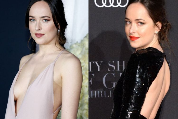50 nuances plus sombres : les looks beauté de Dakota Johnson