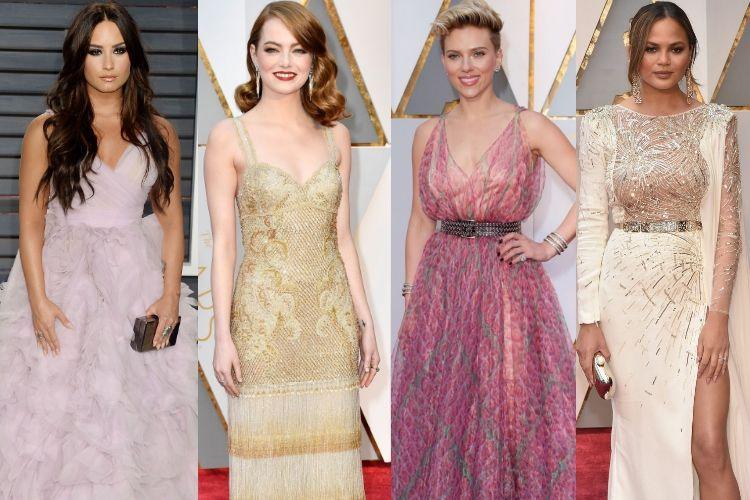 Oscars 2017 : les plus beaux looks beauté de stars