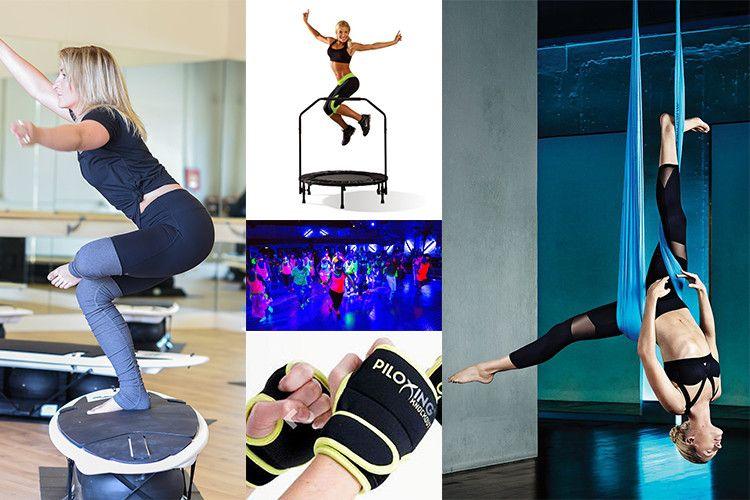 Fly Yoga, U bound, Piloxing knockout : des sports tendance à découvrir