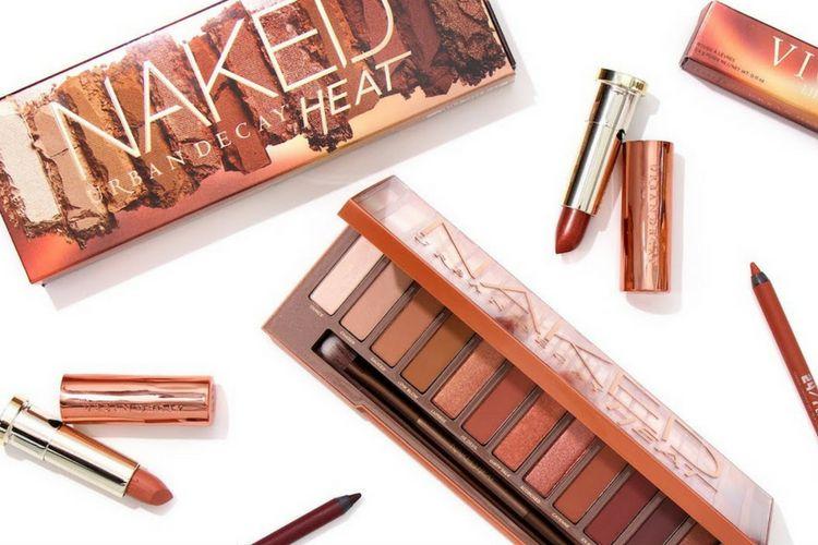 Naked Heat : la nouvelle palette signée Urban Decay