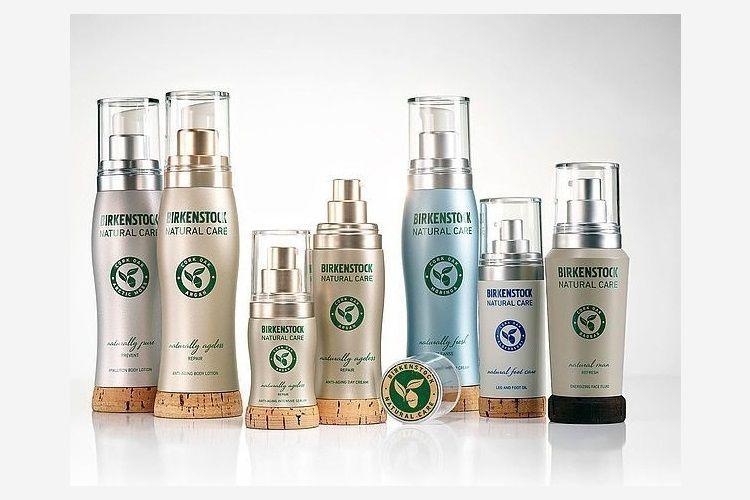 Birkenstock lance sa ligne de soins cosmétiques