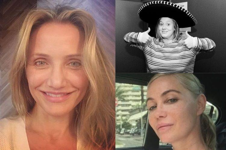 Avant / Après : les stars sans maquillage