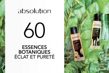 60 Essences Botaniques d'Absolution à tester