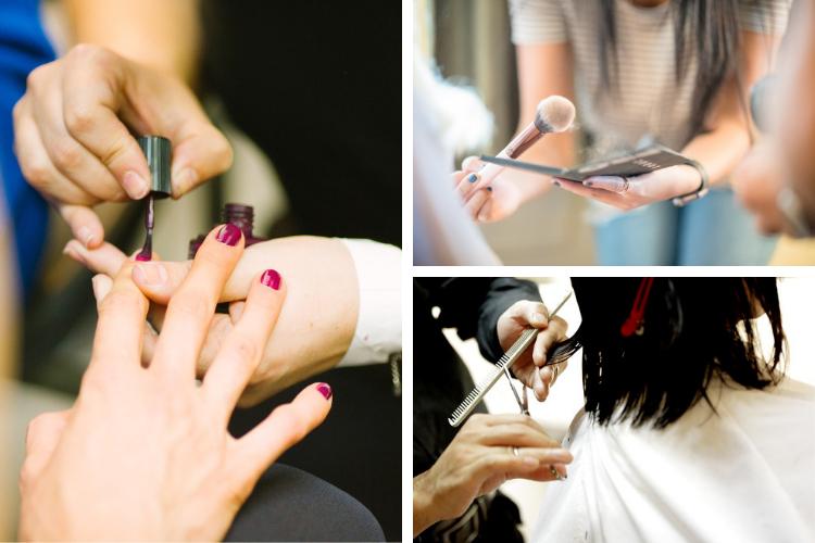 Je découvre : les ateliers de beauté solidaire