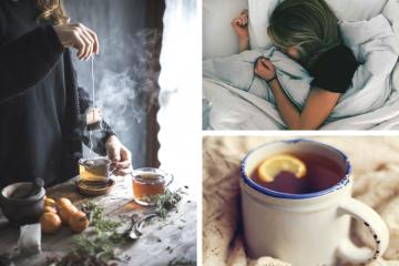 5 infusions pour lutter contre l'insomnie