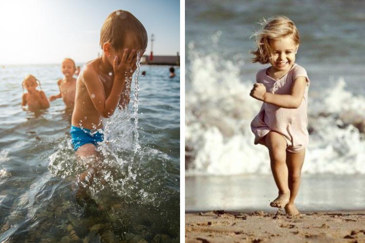Quelle crème solaire pour enfant choisir ?