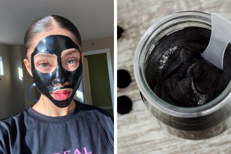 Masque au charbon pour le visage : le secret d'une peau zéro défaut