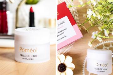 POMMADE BELLE de JOUR de Poméol : avis et résultats du test de produit