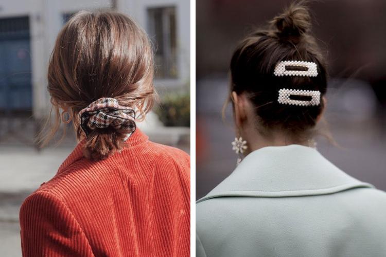 Barrettes, serre-tête, bandeau : les accessoires cheveux de la rentrée
