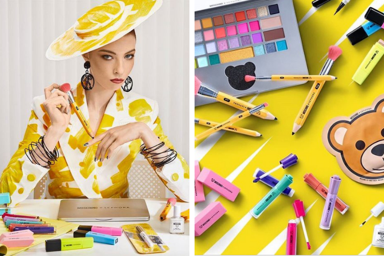 Rentrée des classes : la collection Sephora x Moschino