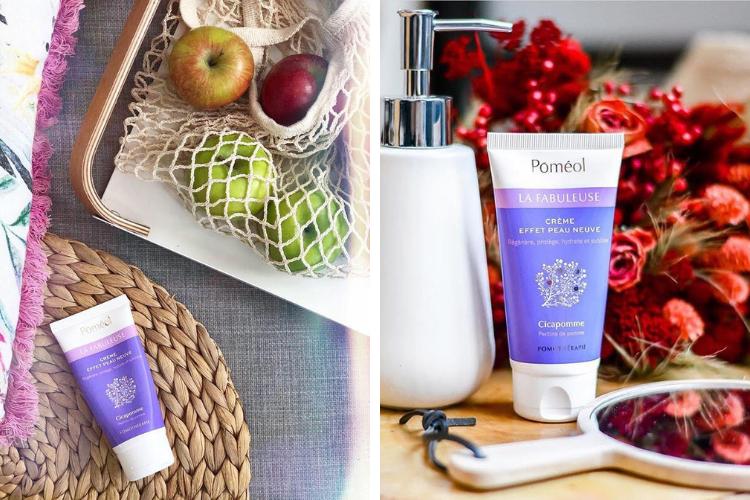 Crème Effet Peau Neuve LA FABULEUSE de Poméol: avis et résultats du test de produit