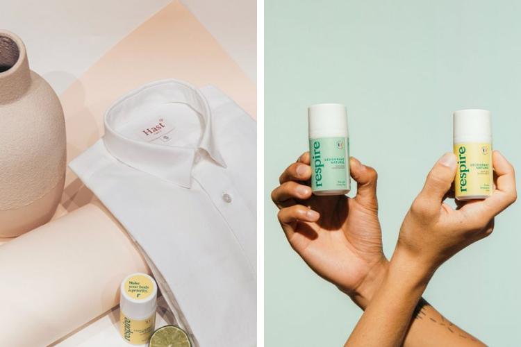 RESPIRE, le déodorant qui prend soin de vous