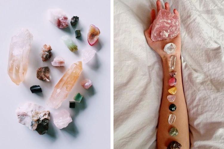 Lithothérapie: quand les pierres prennent soin de vous