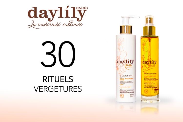 30 Rituels Vergetures de Daylily pour futures mamans à tester