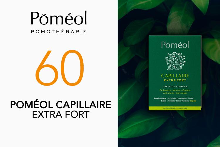 60 Poméol Capillaire Extra Fort à tester