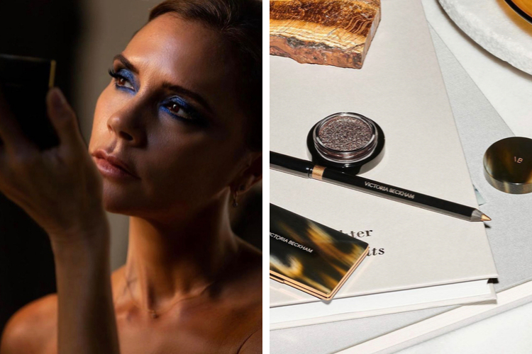 Victoria Beckham dévoile sa collection de maquillage