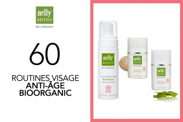 60 routines visage anti-âge BioTense Nelly De Vuyst à tester