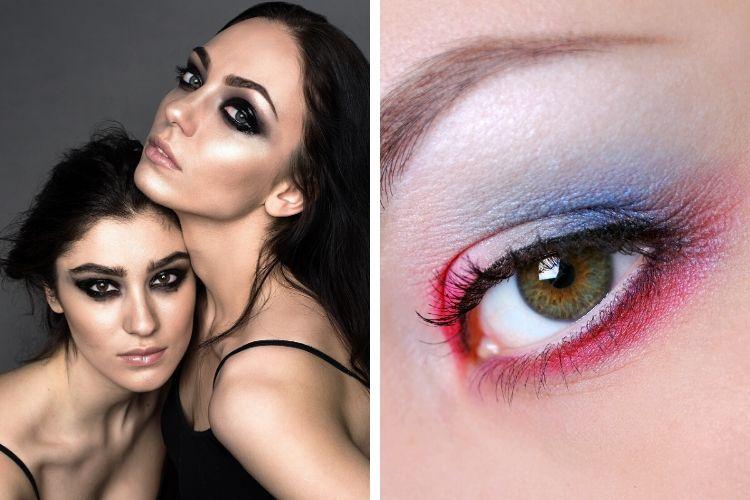 Les tendances maquillage pour l'hiver 2019