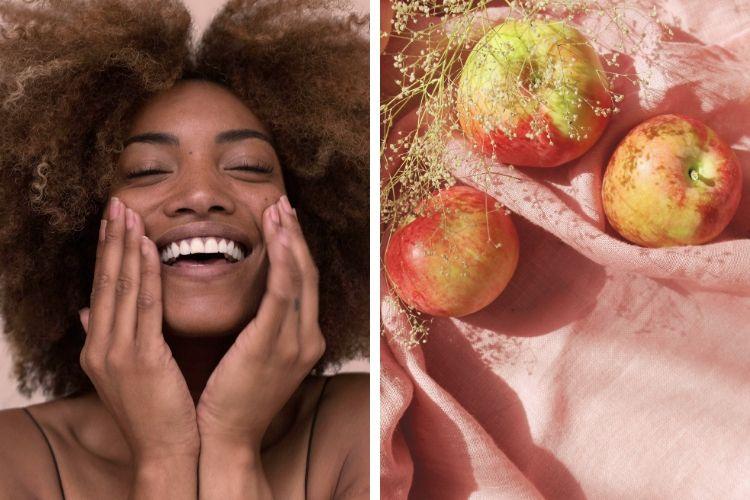 Les bienfaits du vinaigre de cidre (peau et ingestion)